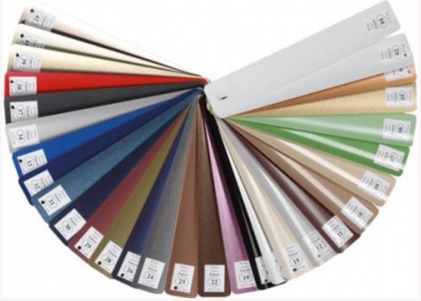 jalousien farben alu plast s r o fenster aus kaplice. Black Bedroom Furniture Sets. Home Design Ideas